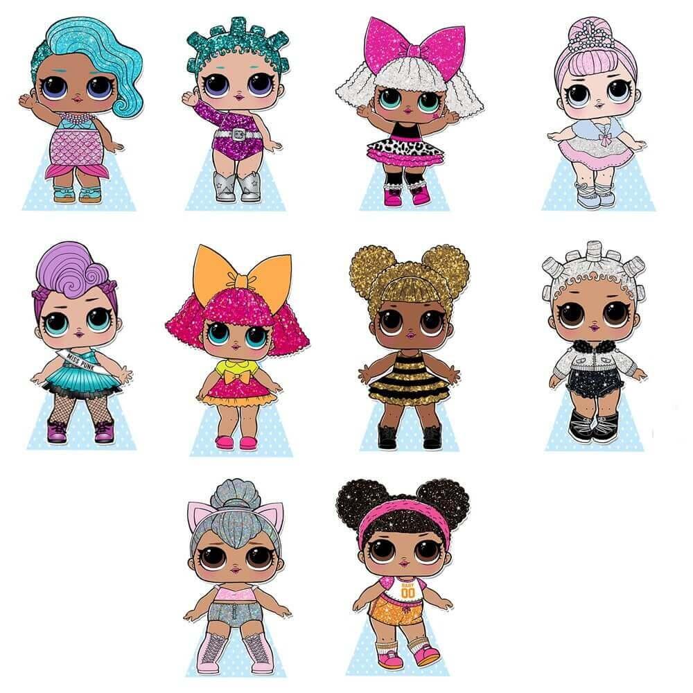 dolls-lol-glitter-series